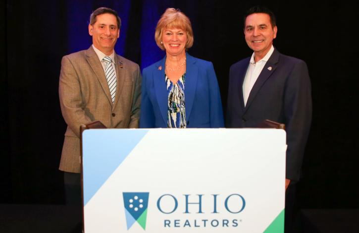 Columbus REALTOR Chris Reese takes the leadership reins of Ohio REALTORS